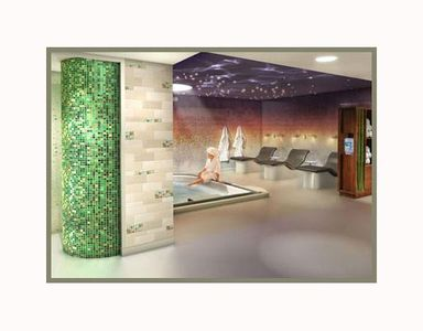 The Amazing Aquavana SPA!! Relax in the largest, most beautiful SPA in the WORLD