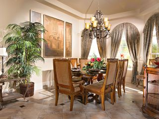 Formosa Gardens villa photo - Formal Dining Room. Seats 10