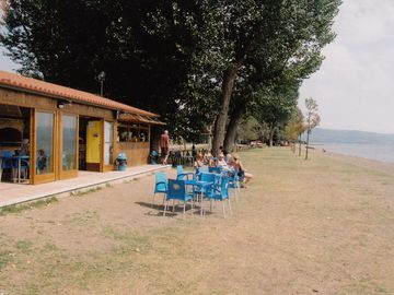 Beach Lake Bolsena