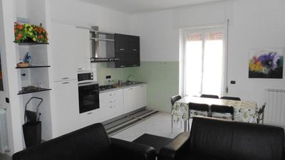 A 10 METERS FROM THE SEA OF LEVANTO PORT OF 5 TERRE