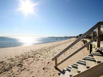 Provincetown house rental - Steps to the beach