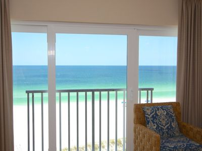 Penthouse view of the Gulf of Mexico