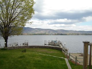 Lake George hotel photo