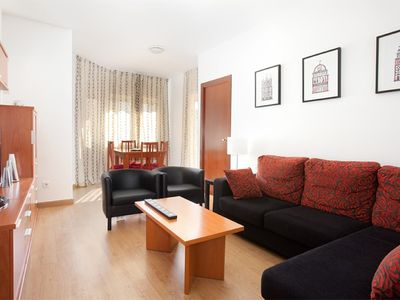 Apartment in Barcelona with Internet, Lift, Terrace, Balcony (686212)