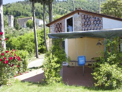 A lovely rustic for your holiday in Lucca. Country house close to Lucca