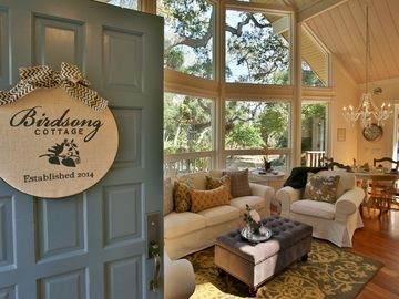 Montecito house rental - A welcoming place to come home to!