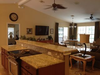 Vacation Homes in Marco Island house photo - Kitchen / Great Room
