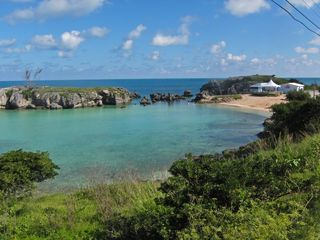 Bermuda house photo - Tobacco Bay, St George's.
