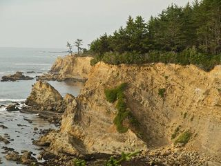Coos Bay house photo - Rugged Oregon Coast and Simpson's Reef.