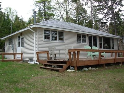 Mullett Lake cottage rental