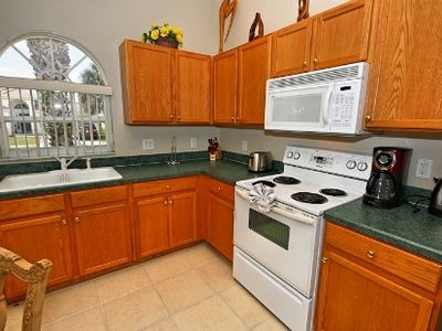 Indian Creek villa rental - Fully equipped kitchen