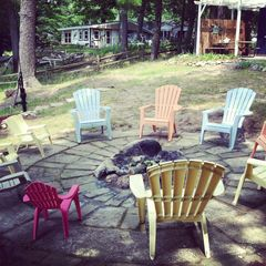 Gowen cottage photo - Awesome fire pit