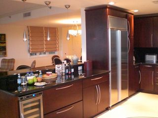 Fisher Island condo photo - FITTED KITCHEN