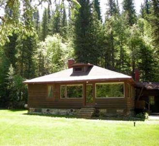 The LeMar cabin is in a secluded area in the Northern Black Hills