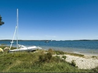 Sag Harbor house photo - Bay beach nearby.