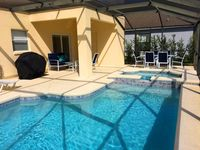Spa & Pool Home – Enjoy, Dream & Relax. Try It Out! Near Disney.