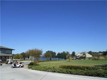 A view of the Golf Course and Pro Shop