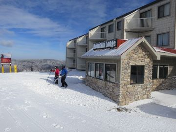 Snowshoe Mountain condo rental - Mountain Lodge ski/out access - We have two UNIT 249 & 251 see all photos
