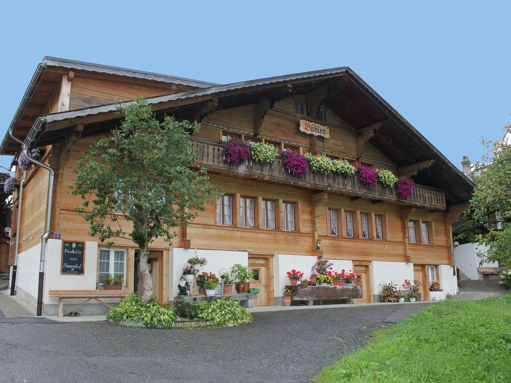 Holiday house, 58 square meters , Grindelwald, Bern