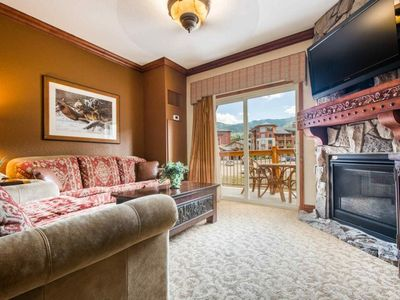 This Westgate condo is perfectly situated at the base of the Canyons at Park City for ski-in/ski-out access!