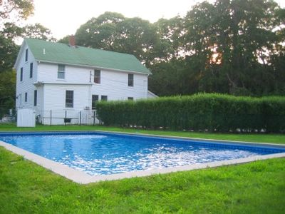 Sag Harbor Cosy 4 Bedroom, Private With Pool
