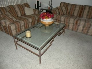 Lake Havasu City house photo - Coffee table and 2 matching end tables