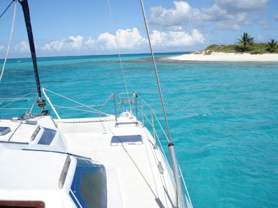 Take A Catamaran Day Trip.