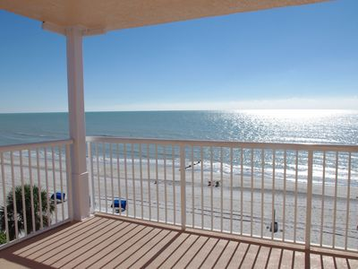Unit 401- Great Direct Gulf Front view with South West exposure, best view!
