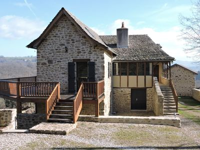 Character house in Aveyron classified 4 stars