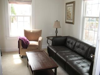 Lenox townhome photo - Living Room