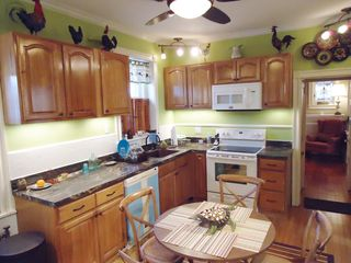 Philadelphia house photo - Kitchen