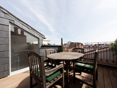 3 Bed Flat With Amazing Terrace And View Of St Pauls