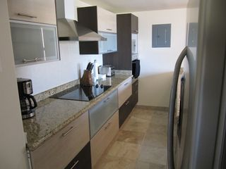 Cabo San Lucas condo photo - Stainless Steel & Granite Dream Kitchen. Fully Equipped for Your Vacation Needs.
