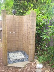 Santa Barbara house photo - Outdoor Shower