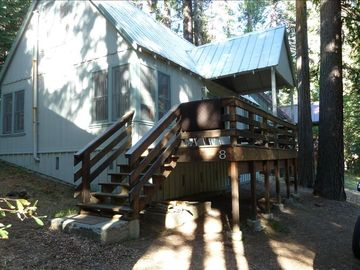 Strawberry cabin rental - Cabin with river view