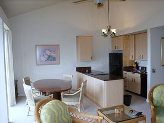 Makaha condo photo - Kitchen & Dining Room, Table seats 6 or more.