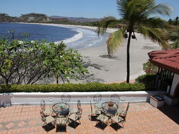 Terrace View at Casa de la Playa Vacation Home, Flamingo, Costa Rica