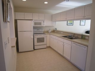 Kitchen with everything you need - Bethany Beach townhome vacation rental photo