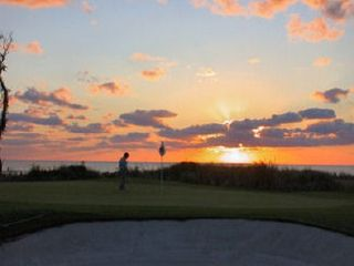 Cape Charles cottage photo - Sunset golf overlooking the Bay at the world-class Bay Creek Golf Course