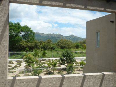 Gorgona townhome rental - Beautiful mountain view from the balcony