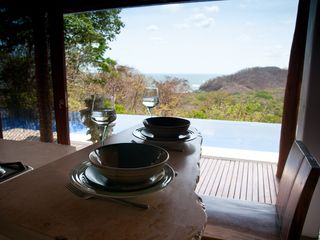 San Juan del Sur villa photo - Enjoy breakfast with a view