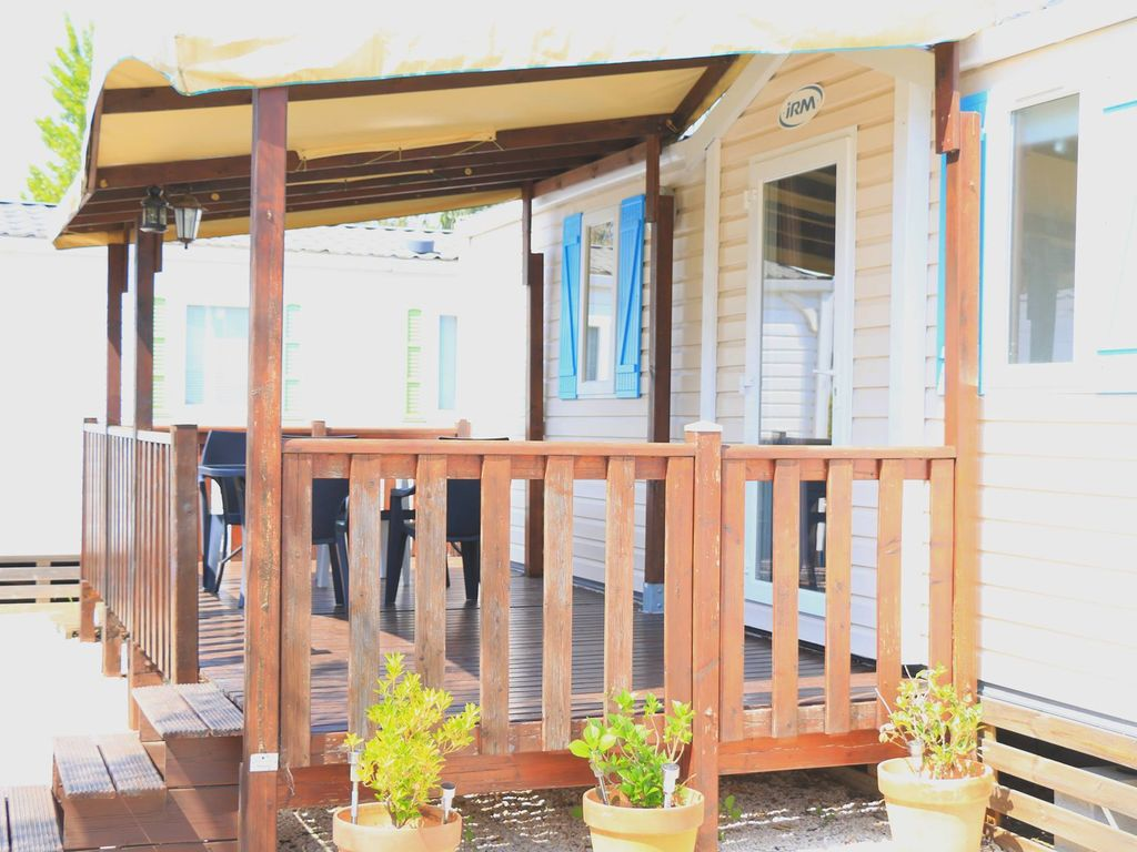 Mobile home comfort Camping 4 *