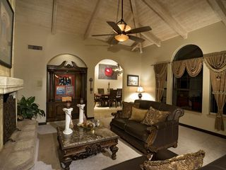 Scottsdale estate photo - Living room # 1