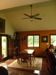 Bushkill chalet photo - dining