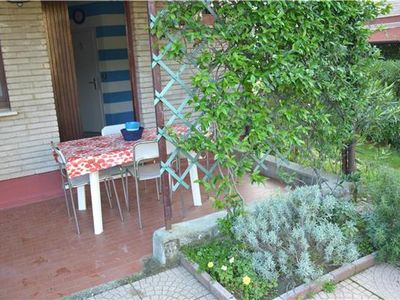 Apartment for 4 people close to the beach in Rosolina