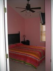 Vacation Homes in Ocean City townhome photo - Bedroom 2 of 3 - Cancun