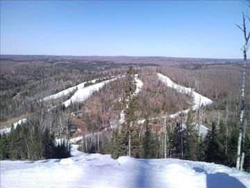 Ski right out our front door to Lutsen Mountains featuring 92 runs on 4 mts