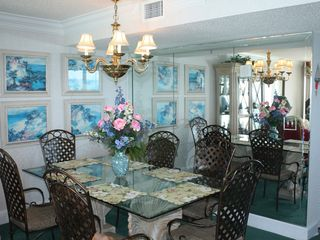 Sea Watch condo photo - Elegant Dining Room