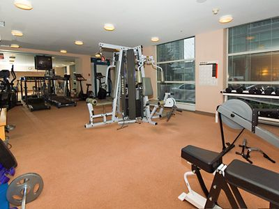 Vancouver apartment rental - Gym