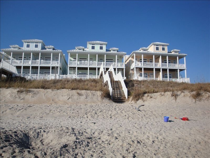 Surf city vacation rental vrbo 398282 4 br topsail for Nc surf fishing calendar